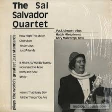 THE SAL SALVADOR QUARTET : Plays The World's Greatest Standards ///LP3