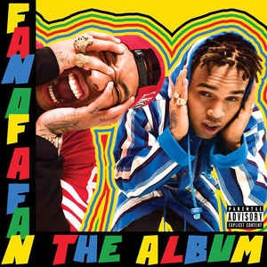 [수입] Chris Brown X Tyga - Fan Of A Fan The Album [+4 Bonus Track][Deluxe Edition]