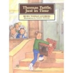 Thomas Tuttle Just in Time [Hardcover]