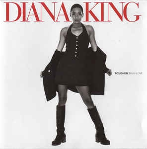 [수입] Diana King - Tougher Than Love