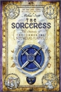 THE SORCERESS - THE SECRETS OF THE IMMORTAL NICHOLAS FLAMEL