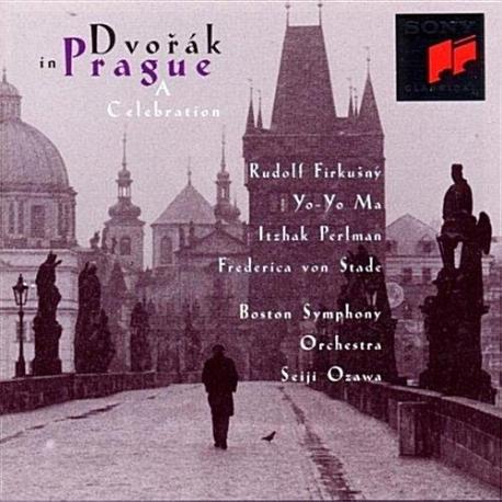 Dvorak in Prag - A Celebration