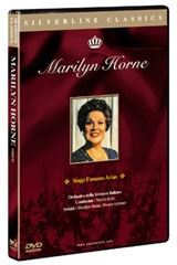 [DVD] Marilyn Horne / Sings Famous Arias (미개봉)
