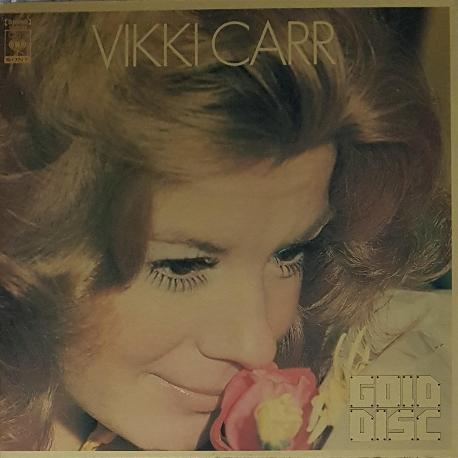 [일본반][LP] Vikki Carr - Vikki Carr [Gatefold]