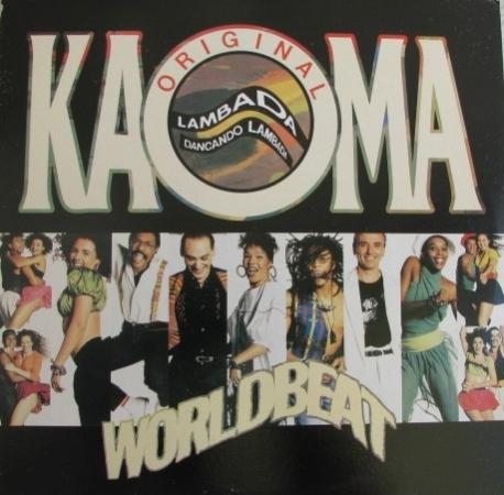 KAOMA  LAMBADA DANCANDO LSMBADA WORLDBEAT