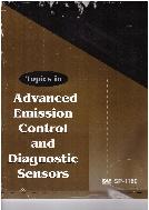 Topics in Advanced Emission Control and Diagnostic Sensors (SP-1180)  (ISBN : 9781560918233)