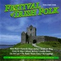 FESTIVAL OF IRISH FOLK - vol.1 [수입] 새것같은 개봉 * 아일랜드 / 아이리쉬 포크