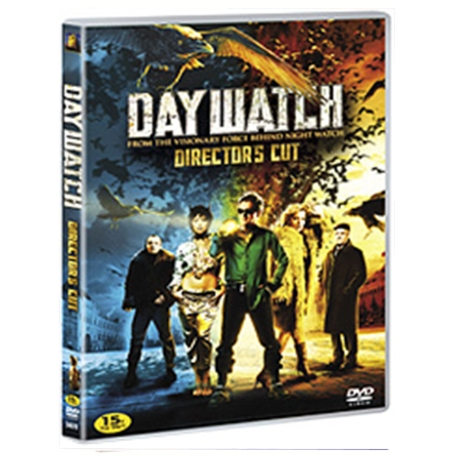 (DVD) 데이 워치 (Day Watch Extended Edition)