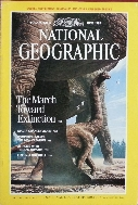 national geographic 영문판 1989년 6월호