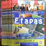ETAPAS 1~11단계(전11권)*CD포함 /스페인어교재