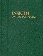 Insight on the Scriptures Vol. 1