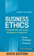 Business Ethics: A Stakeholder and Issues Management Approach (6th)
