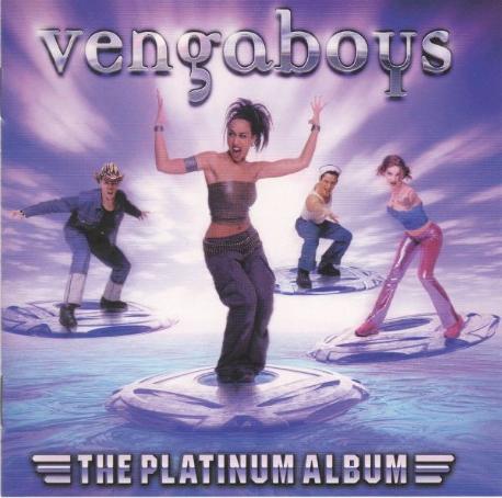 [일본반] Vengaboys - The Platinum Album [+3 Bonus Track]