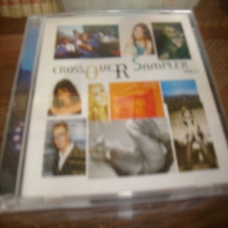 [CD] Cross Over Sampler Vol. 1