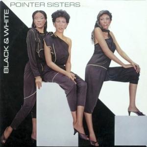[일본반][LP] Pointer Sisters - Black & White