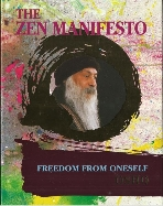Osho - The Zen Manifesto - Freedom from Oneself (오쇼 라즈니쉬) (하드커버)