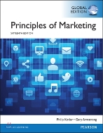 Principles of Marketing, 16/E  (Paperback, Global Edition, 16th Edition)