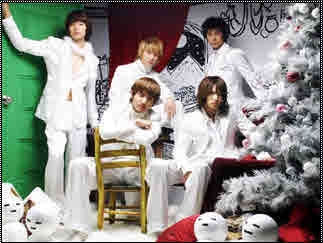 The CHRISTMAS GIFT from 東方神起