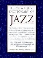 New Grove Dictionary of Jazz