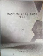 원주원씨 기증 복식유물 보존처리 보고서 (2011)