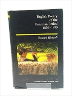 English poetry of the Victorian period 1830-1890