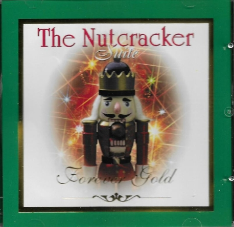 Tchaikovsky - The Nutcracker Suite [수입] 새것같은 개봉 * 차이코프스키 - 백조의 호수 / 잠자는 미녀 / 호두까기인형