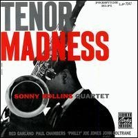 Sonny Rollins / Tenor Madness (수입)