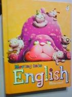 moving into english    (미국교과서)