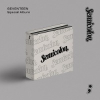 [미개봉] 세븐틴 (Seventeen) / ; Semicolon (Special Album) (14중 커버 중 1종 랜덤 발송)