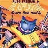 [미개봉] Russ Freeman & The Rippingtons / Brave New World (수입/미개봉)