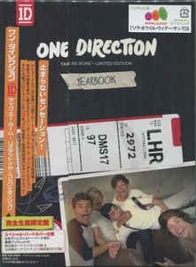 [일본반] One Direction - Take Me Home [+7 Bonus Track][Limited Edition]