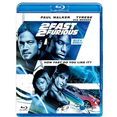 (블루레이) 패스트 앤 퓨리어스 2 (분노의 질주2, Fast & Furious 2)