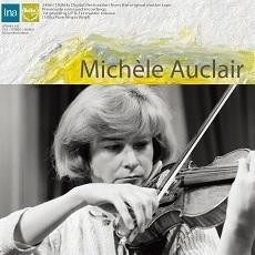 [미개봉][LP] Michele Auclair / 생상 : 바이올린 협주곡 3번 & 바르톡 : 광시곡 1번, 루마니아 민속춤곡 (180g LP/수입/미개봉)