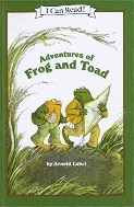 Adventures of Frog & Toad (I Can Read) Hardcover
