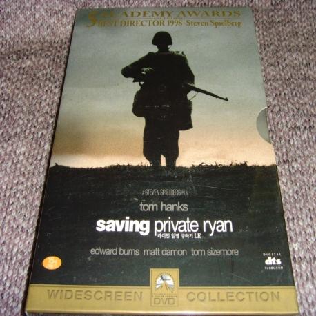 라이언일병구하기LE(dts) 디지팩  (2disc)Saving Private Ryan (dts)   Limited Edition