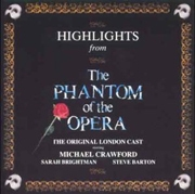 [중고] O.S.T. / Highlights From The Phantom Of The Opera