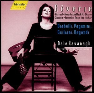 [중고] Dale Kavanagh / Rêverie: Classical and Romantic Music for Guitar (수입/cd98400)