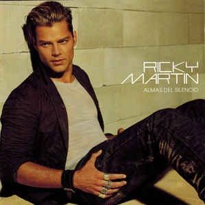 [수입] Ricky Martin - Almas Del Silencio