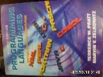 Prentice Hall / 제4판 PROGRAMMING LANGUAGES Design and Implementation / PRATT 외 -아래참조
