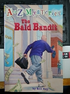 A to Z Mysteries B: The Bald Bandit