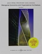 Managerial Economics & Organizational Architecture (무료배송)