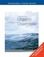 Fundamentals of Organic Chemistry Sixth Edition (international student edition)