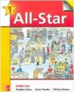 [영어원서 외국어] All-Star 1 (Student Book) (2005년) (Paperback)