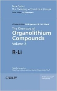 Chemistry of Organolithium Compounds , Vol. 2