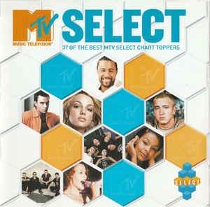 [수입/미개봉] V.A - MTV Select - 37 Of The Best MTV Select Chart Toppers [2CD]