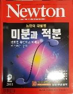 Newton 뉴턴 미분과 적분   2011년2월호