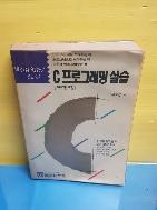C프로그래밍 실습(디스켓포함)