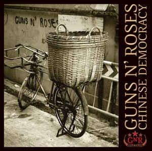 [수입] Guns N' Roses - Chinese Democracy