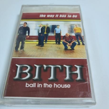 (미개봉Tape) BITH (Ball In The House) - The way it has to be