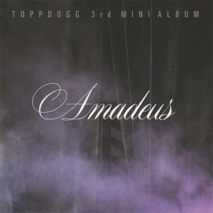 [중고] TOPPDOGG(탑독) / Amadeus (DVD사이즈Digipack)